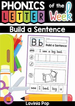Build a sentence sentence scramble cut and paste worksheets build a sentence sentence scramble cut and paste worksheets sentences worksheets and phonics fandeluxe Choice Image
