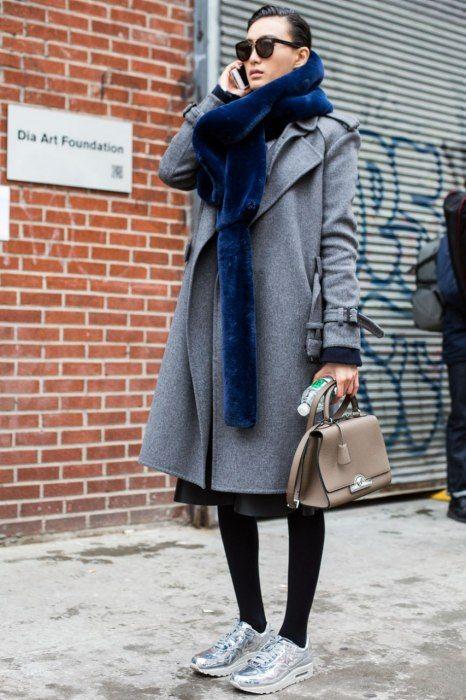 Photos: Street Style: New York Fashion Week Fall/Winter 2014 | Vanity Fair