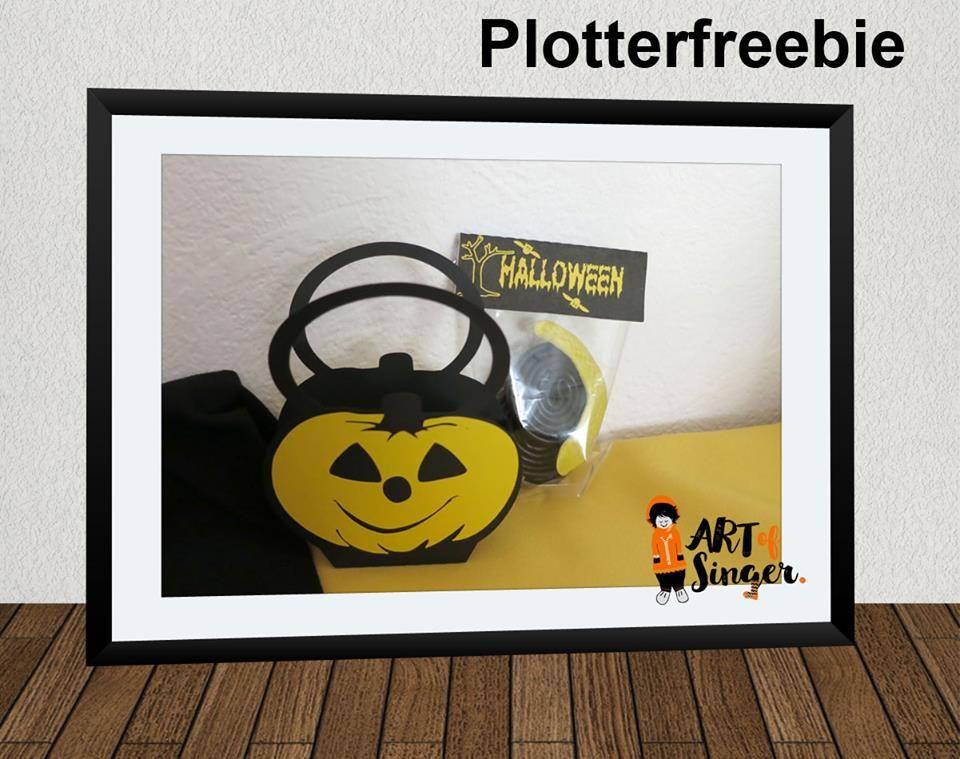 Silhouette plotter freebie, plotter file free, Plotter Datei kostenlos, Halloween