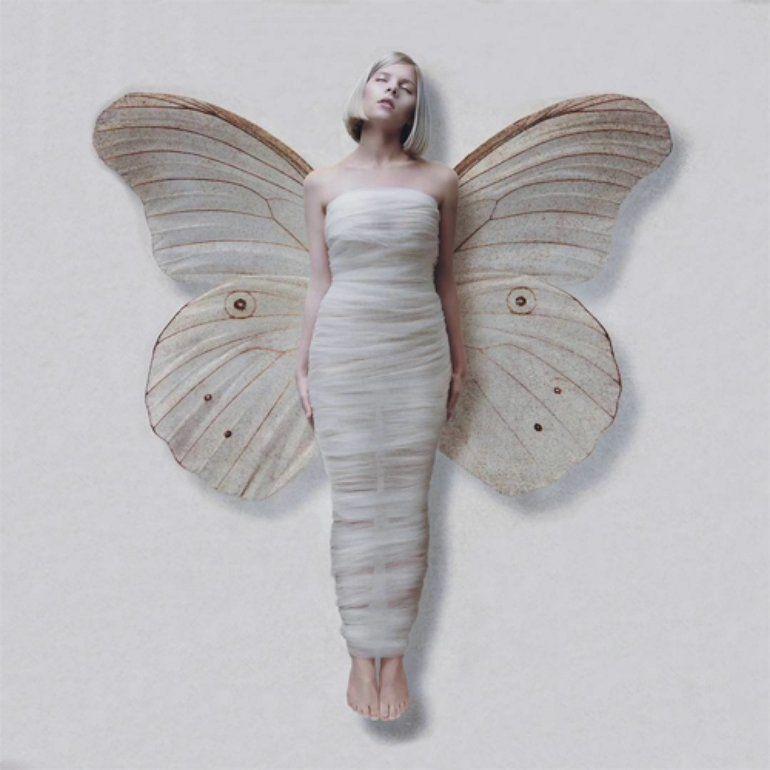Aurora All my demons greetings me as a fiend / pochette album