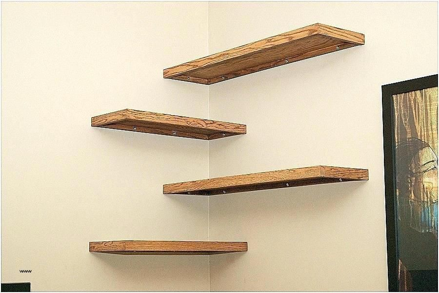47 Creative Corner Shelves Decoration images