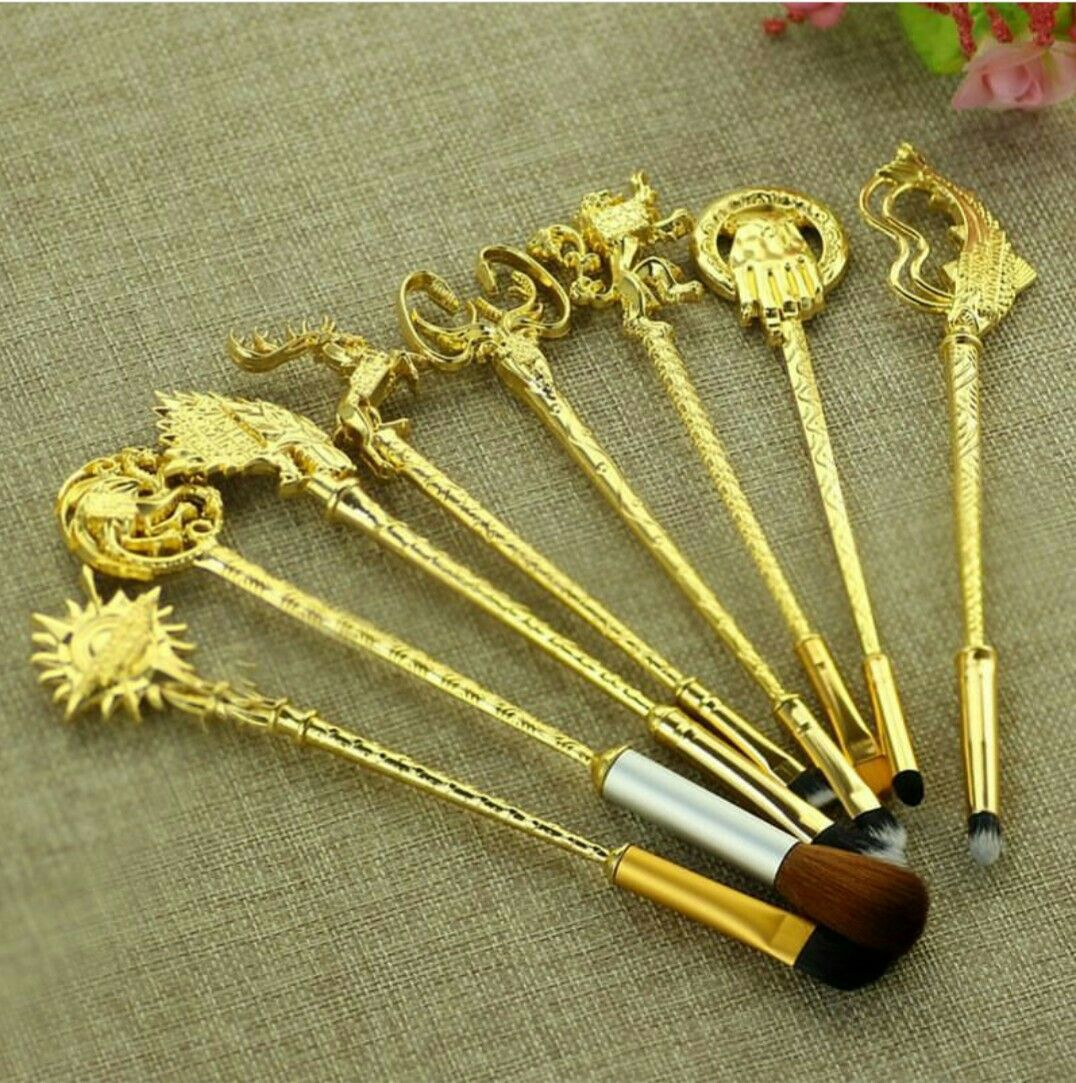 Pin by Cara on Game of Thrones Makeup brush set, Makeup