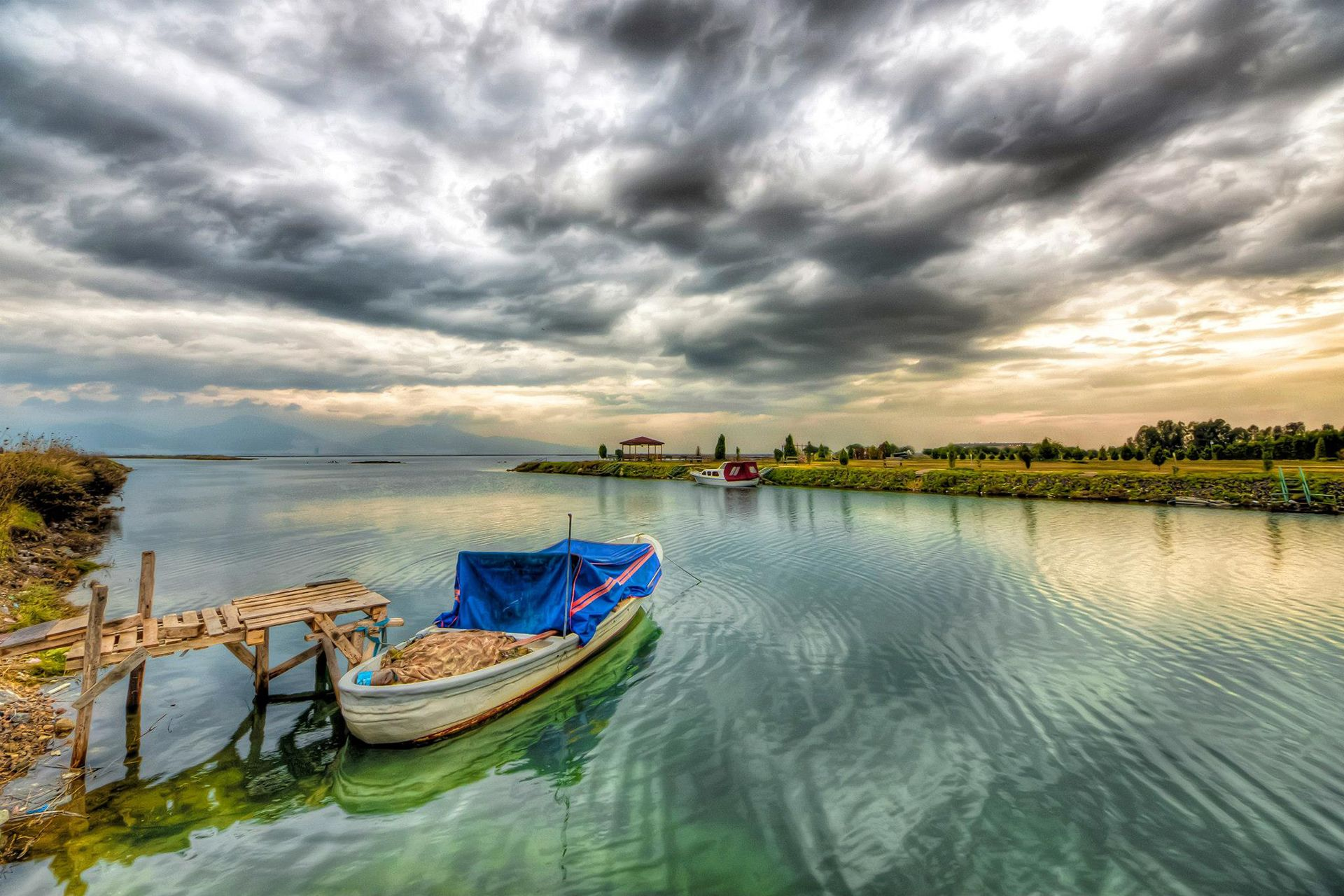 Ada Resim - Wallpaper - Güzel Resimler - Manzara Resimleri