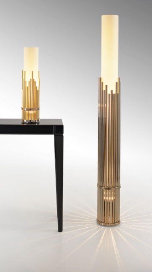 Fendi Sukhothai Table Lamp Amp Floor Lamp Decorative Floor Lamps Lighting Design Interior