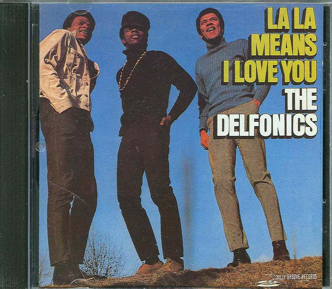 The Delphonics in 2019 Love yourself album, Music albums