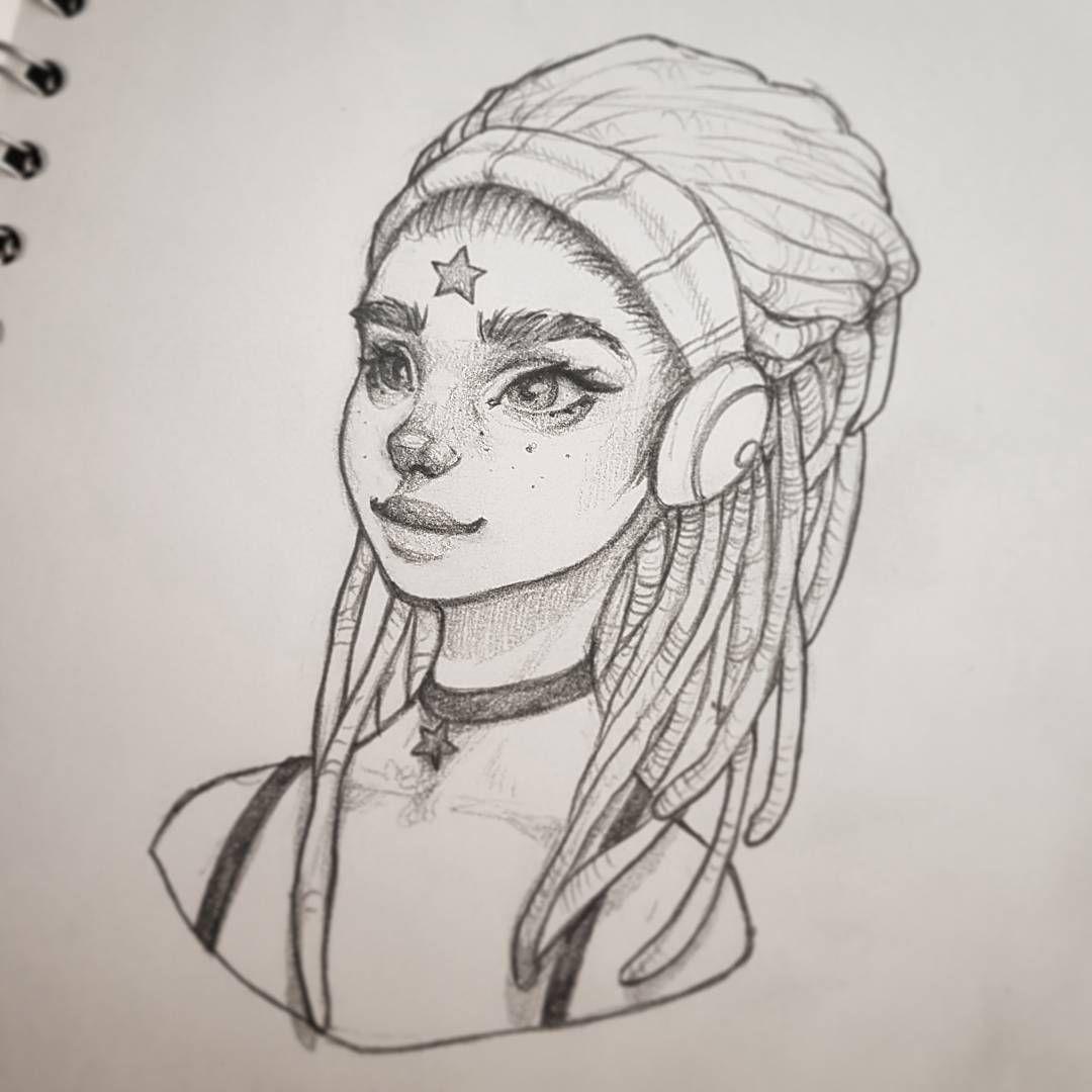 Quick Drawing Drawing Sketchbook Art Instaart