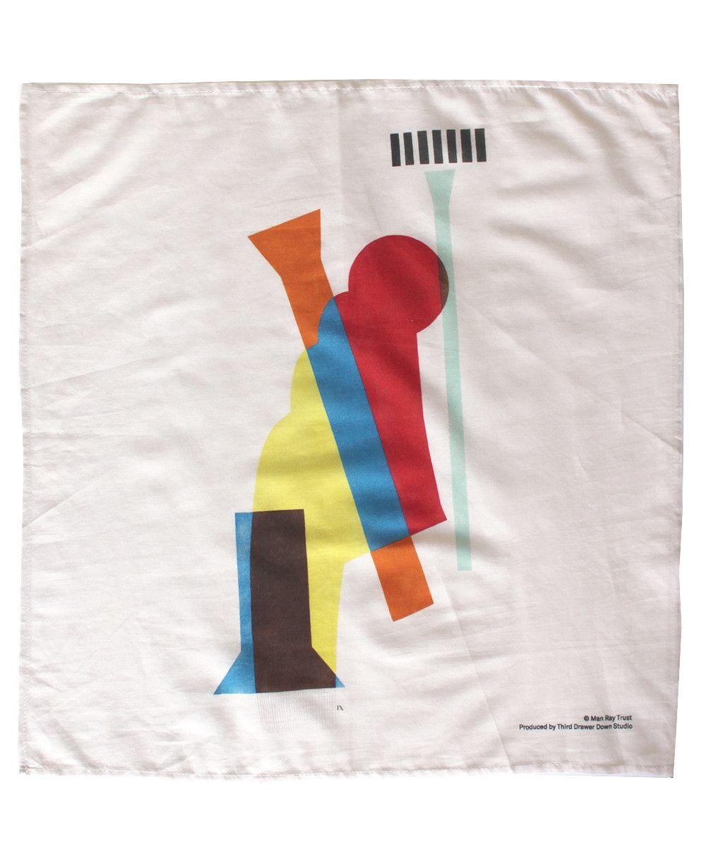 Man Ray Revolving Doors Handkerchief I  f66b68e2011
