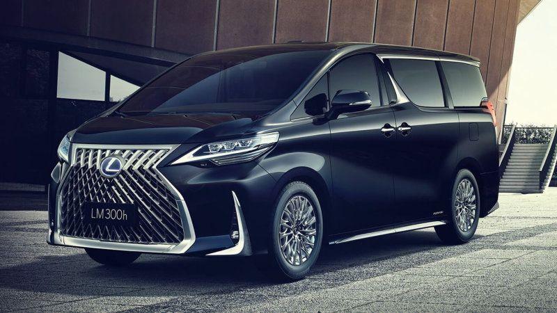 Lexus Lm 300h China 2019 Pr In 2020 Luxury Van Mini Van Luxury Cars