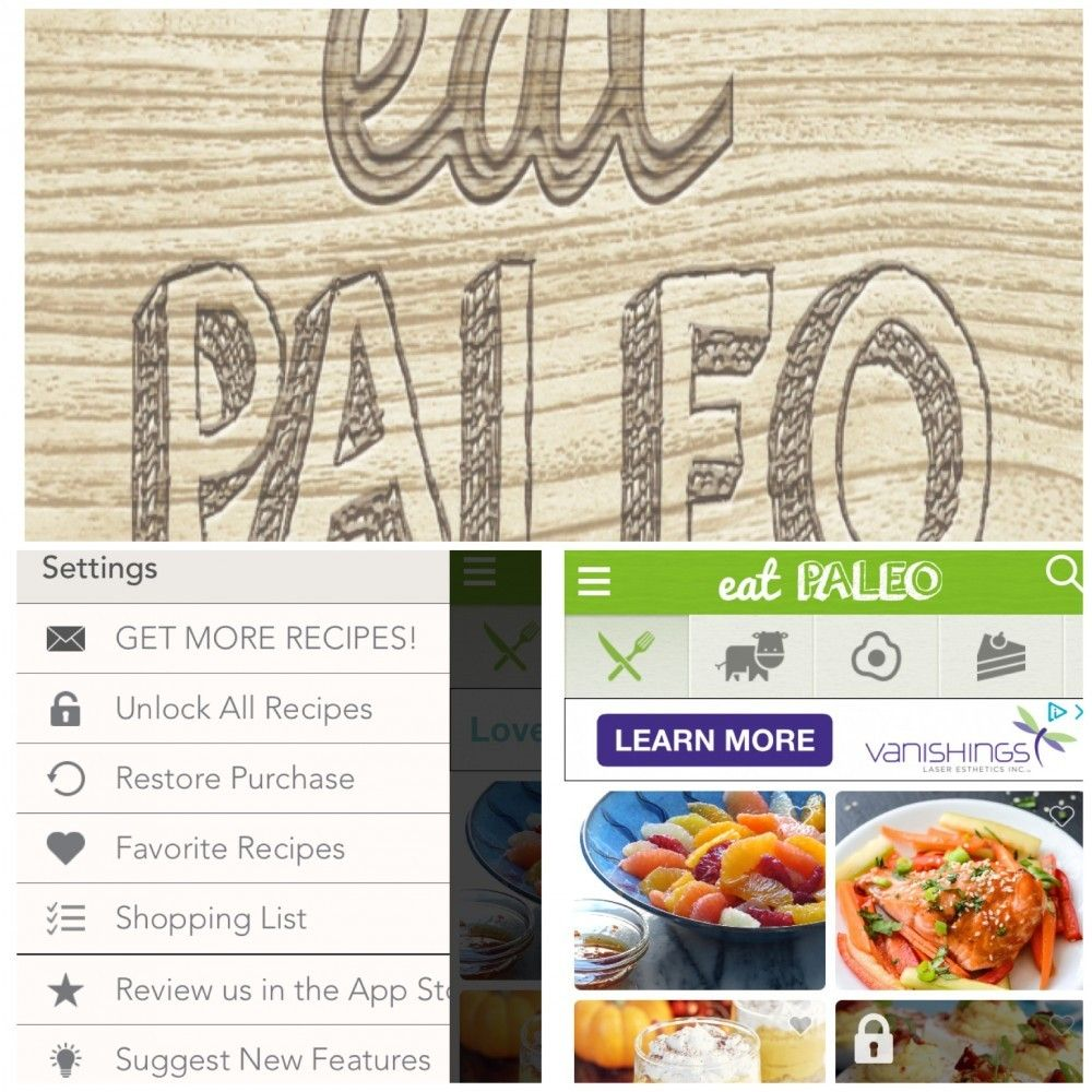 5 Best Free Paleo Apps For iPhone In 2019 Paleo, Iphone apps