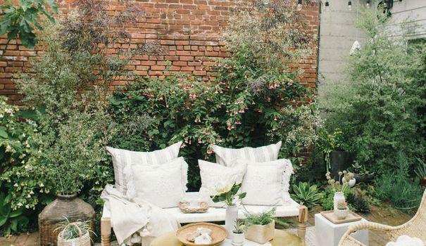 Petite terrasse  15 idées pour lu0027aménager Patios