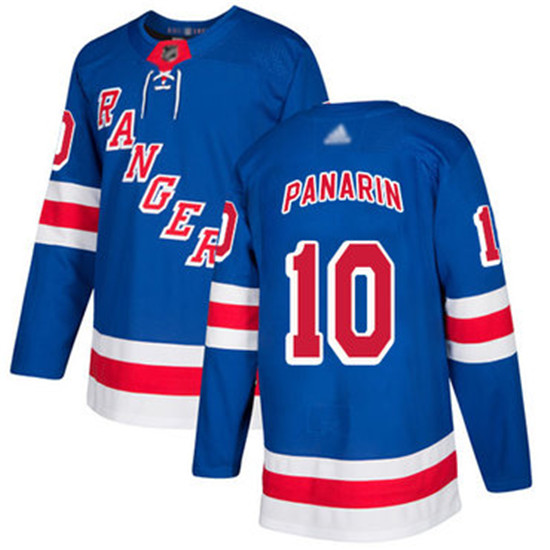 2020 Rangers 10 Artemi Panarin Royal Blue Home Authentic Stitched Hockey Jersey In 2020 New York Rangers Hockey Jersey Nhl Hockey Jerseys