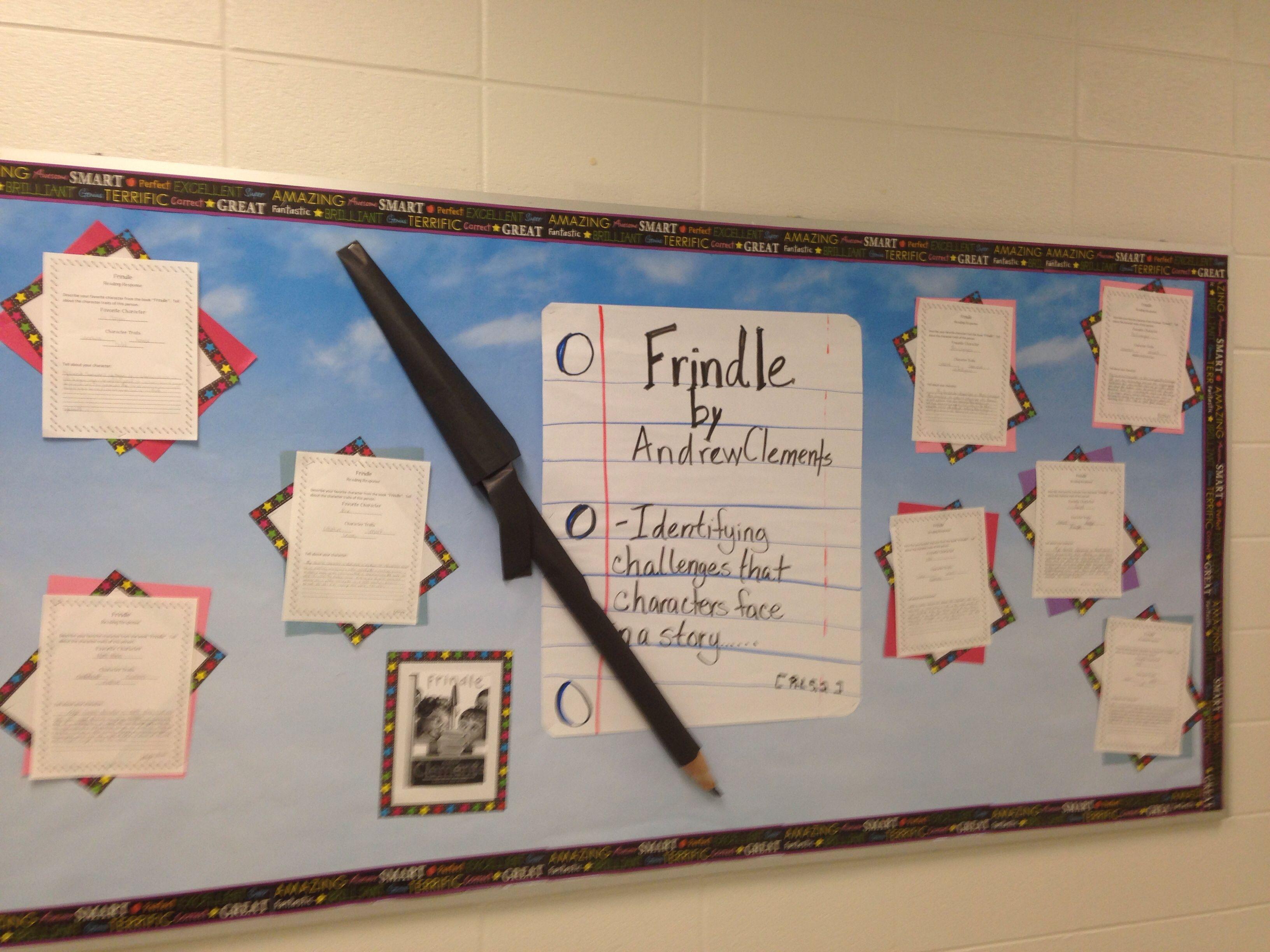 5th Grade Language Arts Bulletin Board Ideas