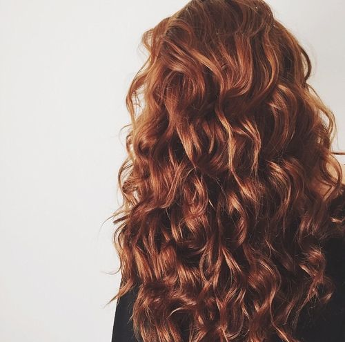 Beautiful Hair And Brunette Image Brown Curly Hair Colored