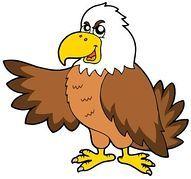 eagle cartoon illustrations and stock art 241 eagle cartoon rh pinterest com