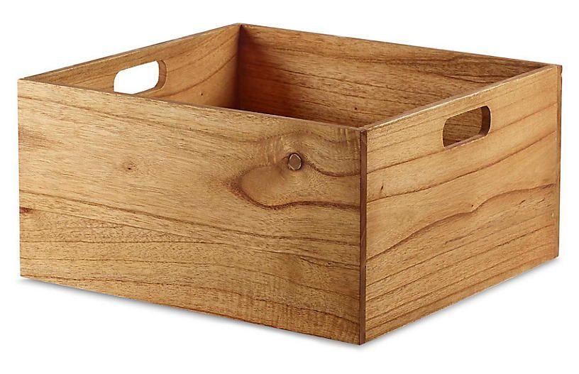 16 Yala Large Storage Box Natural Baskets Bins Baskets