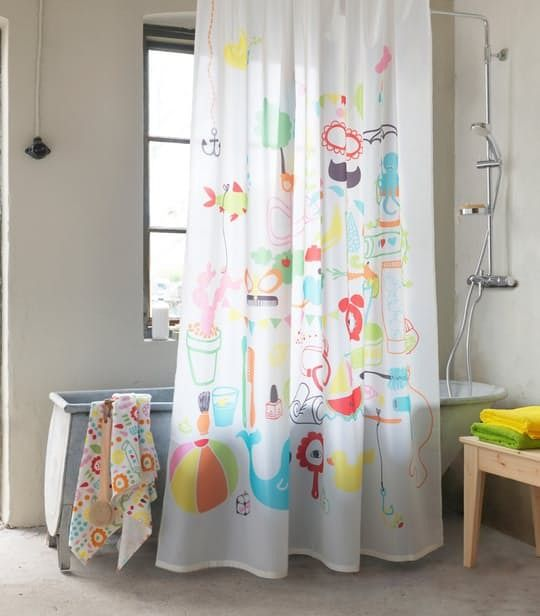 The Best Shower Curtains Under 20 Cool Shower Curtains