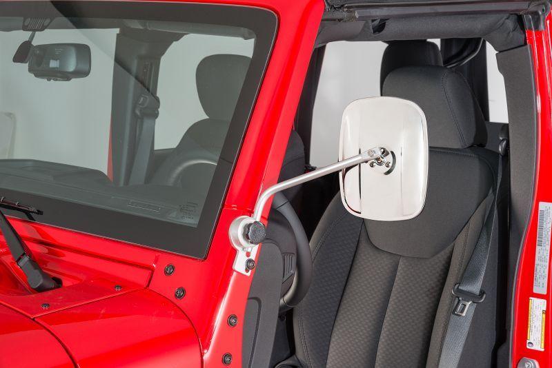 Lange Originals Quick Mirror Ii Jeep Jeep Wrangler Jk Mirror