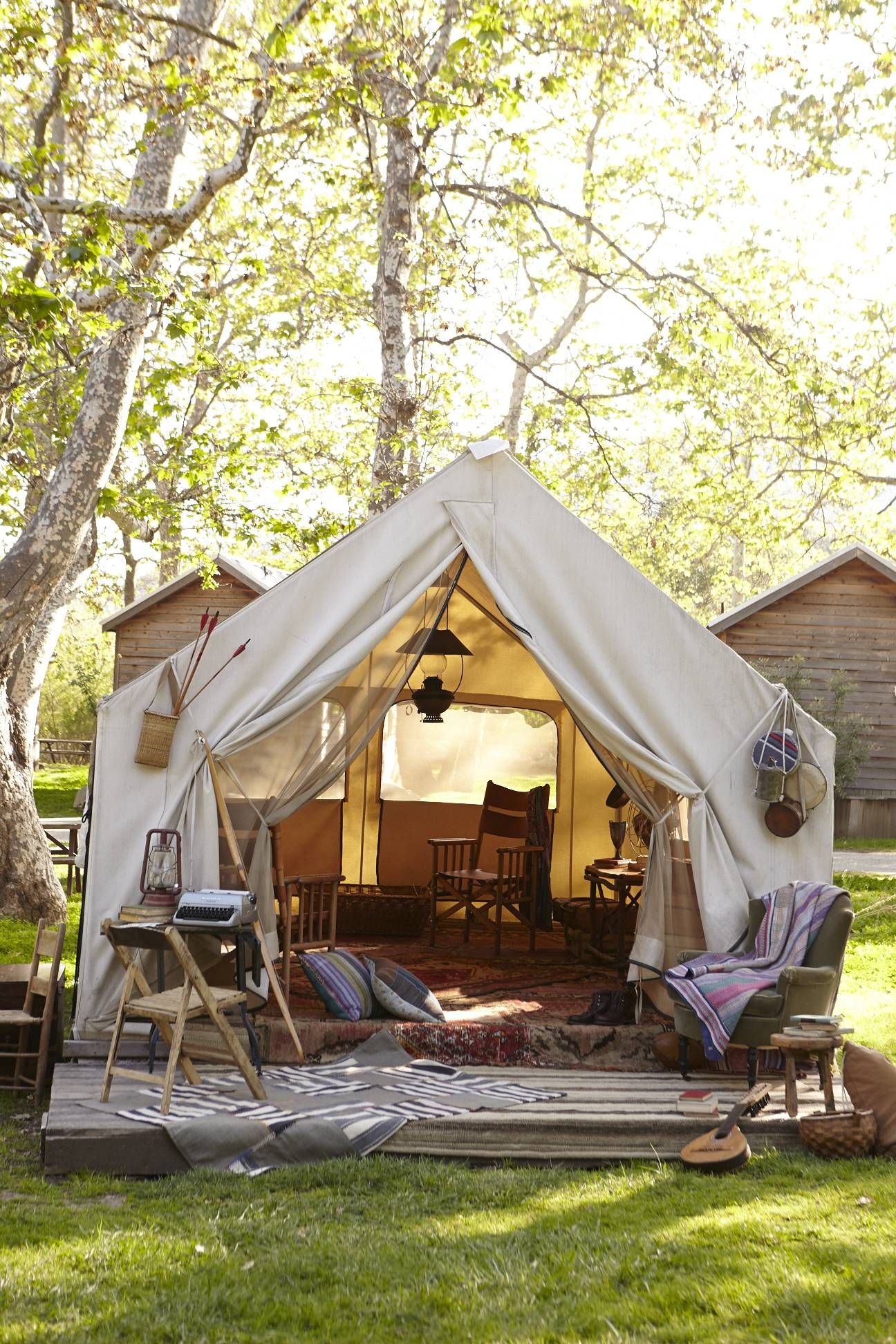 glamping in el capitan, california. *october 2013 trip* need to make