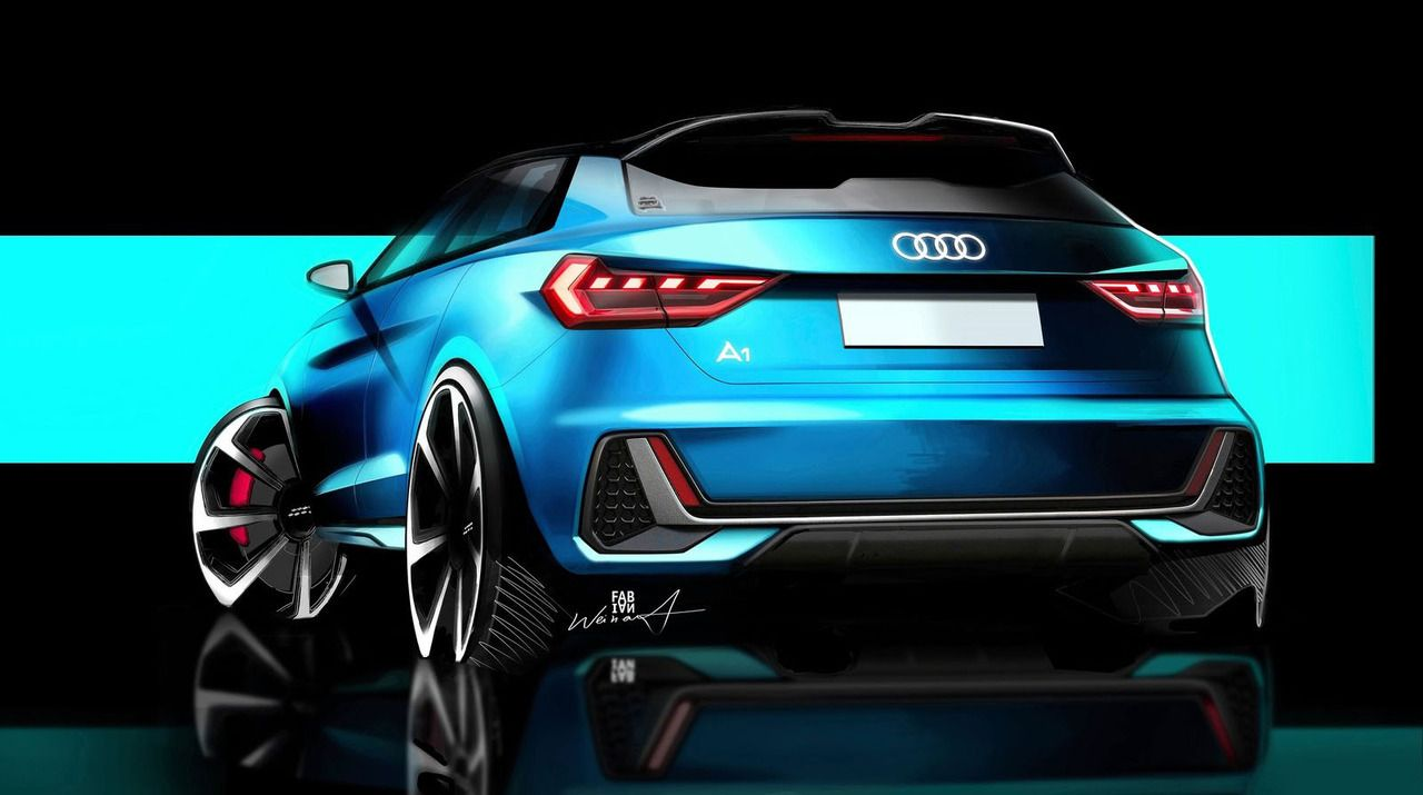 Audi A1 2019 Audi A1 Audi A1 Sportback Audi