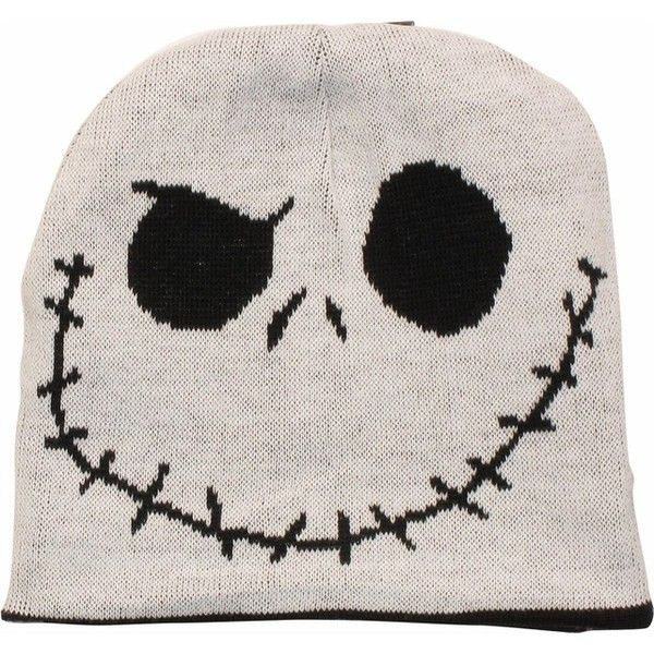 nightmare before christmas jack collage reversible beanie 20 liked on polyvore featuring accessories hats beanie lullabies beanie hats christmas