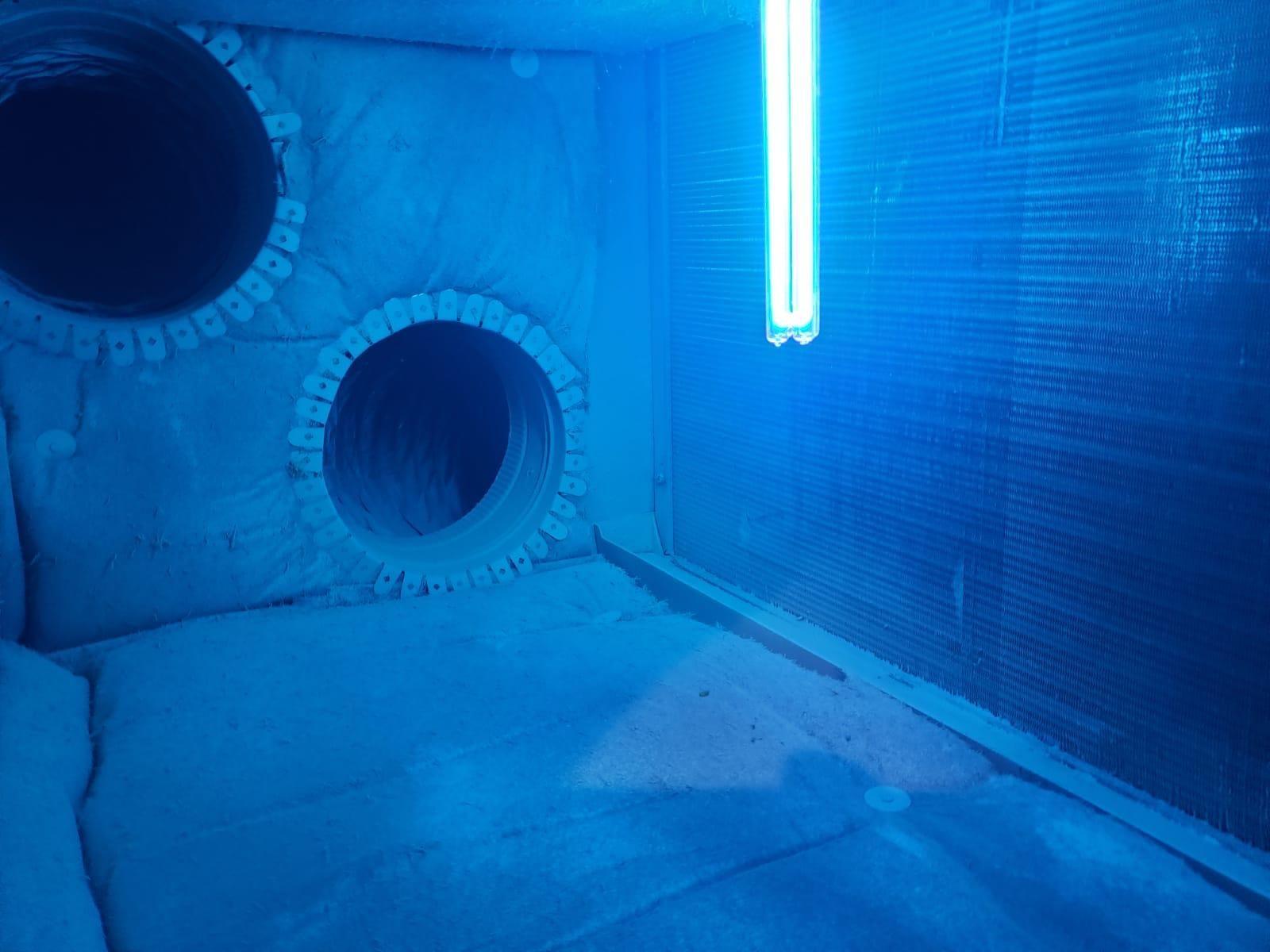 Uv Light Kills Germs In 2020 Uv Light Ultraviolet Lamp Light Installation