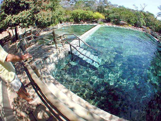 Rio Quente Resort. Caldas Novas Goias, Brazil
