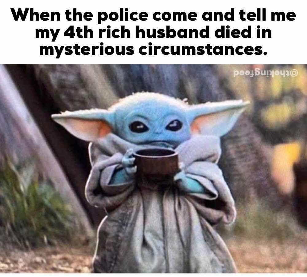 18 Hilarious Baby Yoda Star Wars Memes That Ll Make You Lol King Feed Yoda Funny Star Wars Memes Yoda Meme