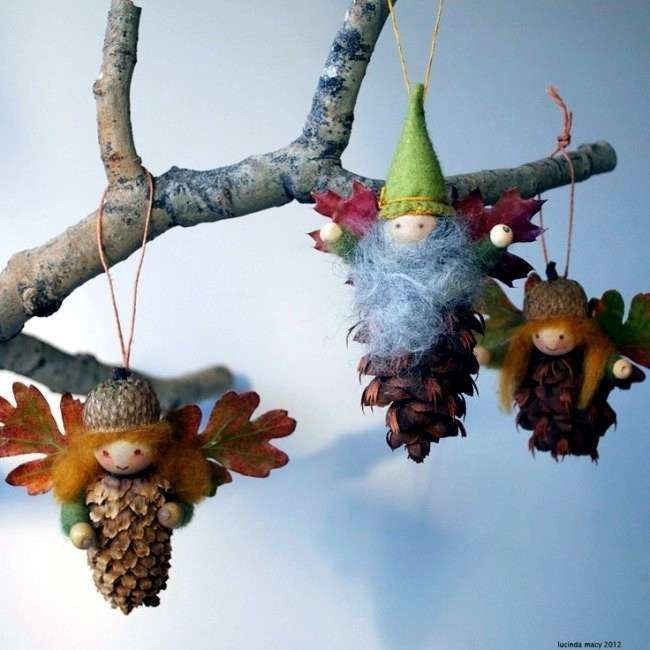 Arredare il giardino a natale idee originali elfi con for Idee originali per il giardino