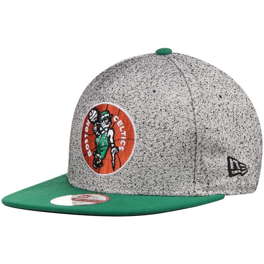 ff034dcc Men's Boston Celtics New Era Gray Special Original Fit 9FIFTY Snapback  Adjustable Hat, Sale: $20.99 - You Save: $9.00
