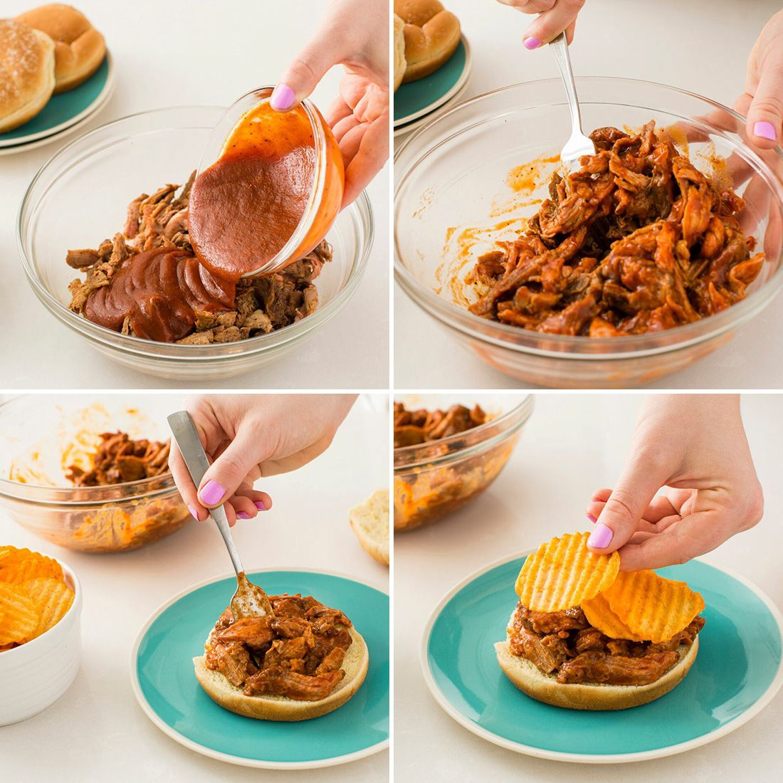 You need to try this pulled pork recipe.