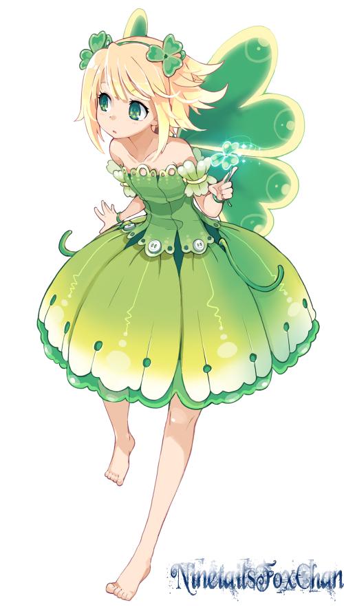 chibi anime girls fairy - photo #25