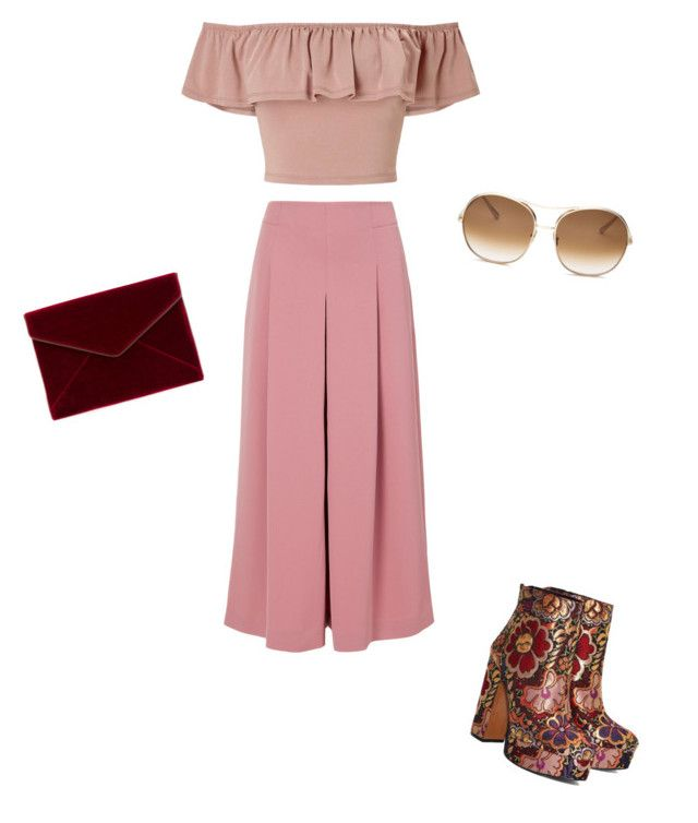 """""""Hippie"""" by uniqueclever on Polyvore featuring TIBI, Miss Selfridge, Shellys, Rebecca Minkoff and Chloé"""