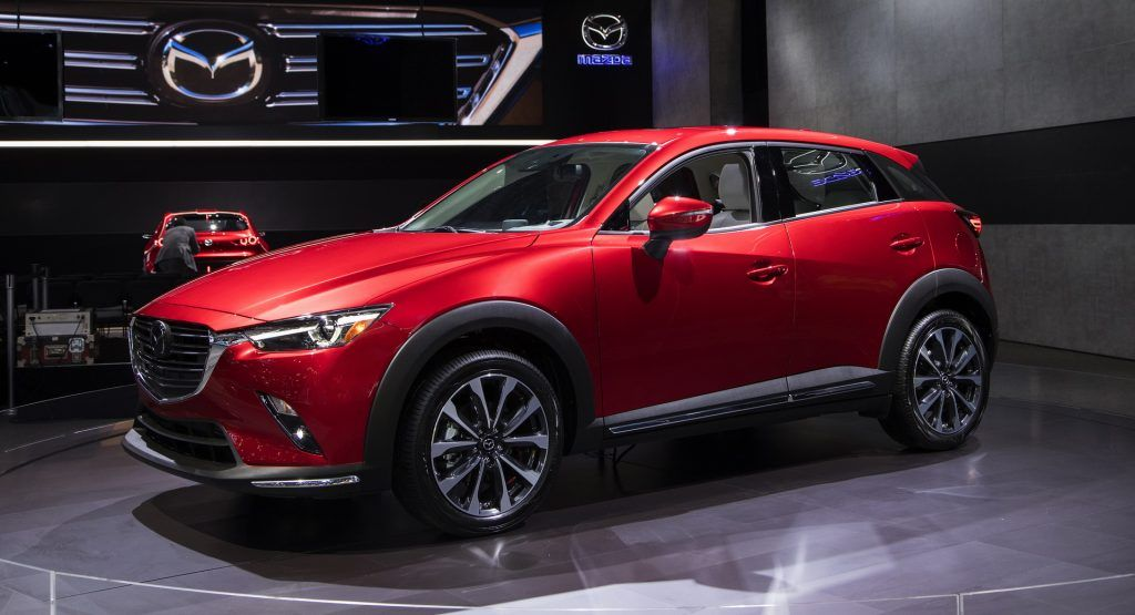2020 Mazda CX3 Comes In Just One But Fully Loaded Trim