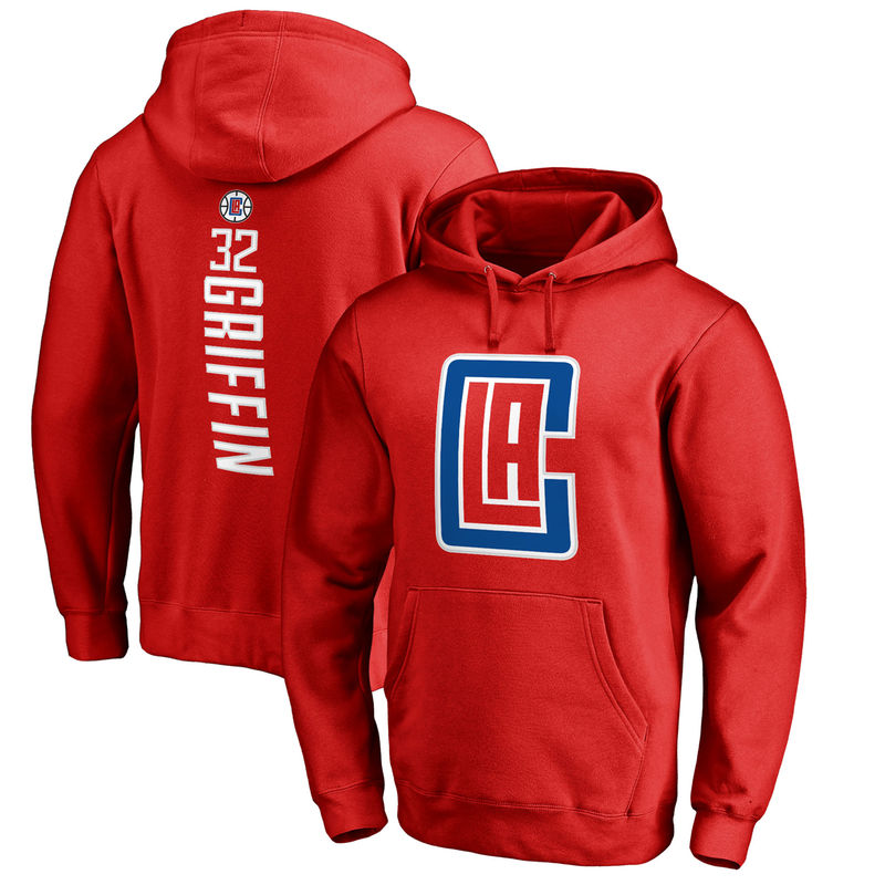 f2128bcc52e New England Patriots NFL Pro Line Women s Personalized Name   Number Logo  Pullover Hoodie - Red