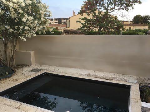 Piscine en kit construction traditionnelle beton baln o et - Realiser sa piscine ...