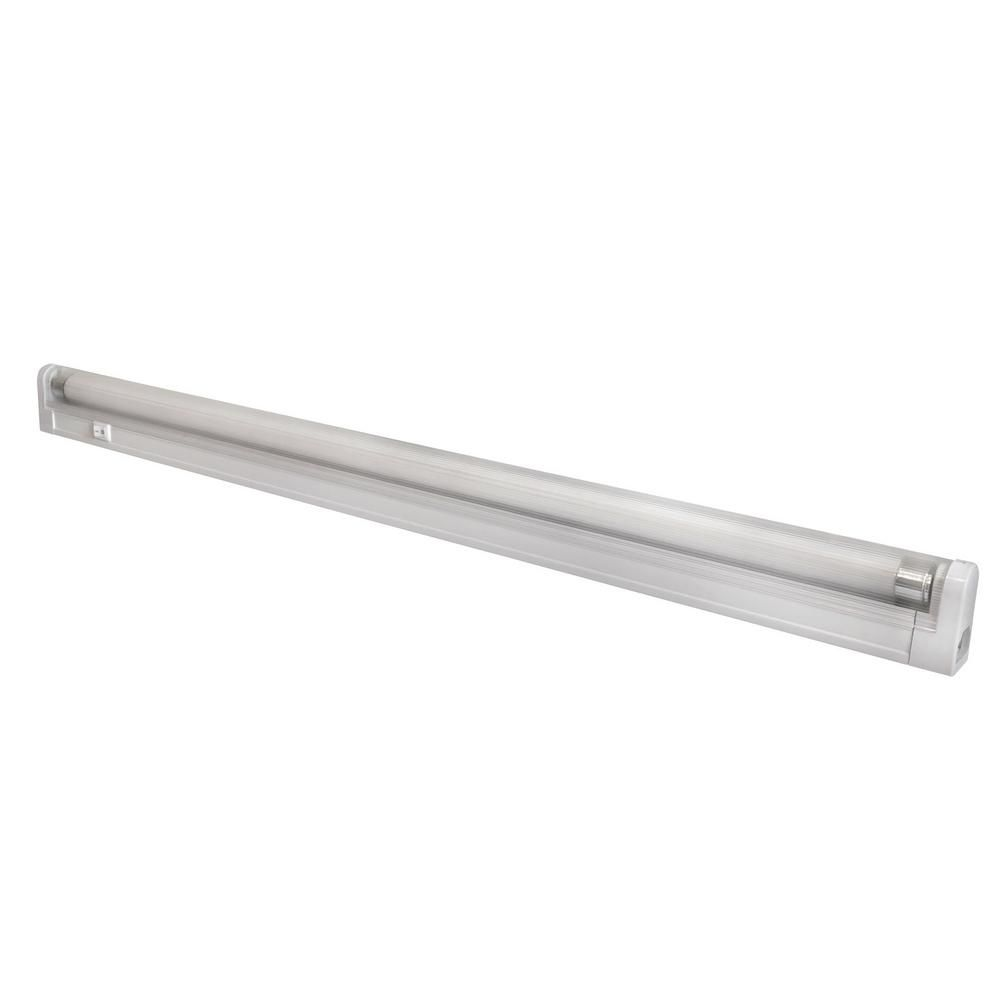 Bazz 21 5 In Fluorescent White Under Cabinet Light Bar Lighting