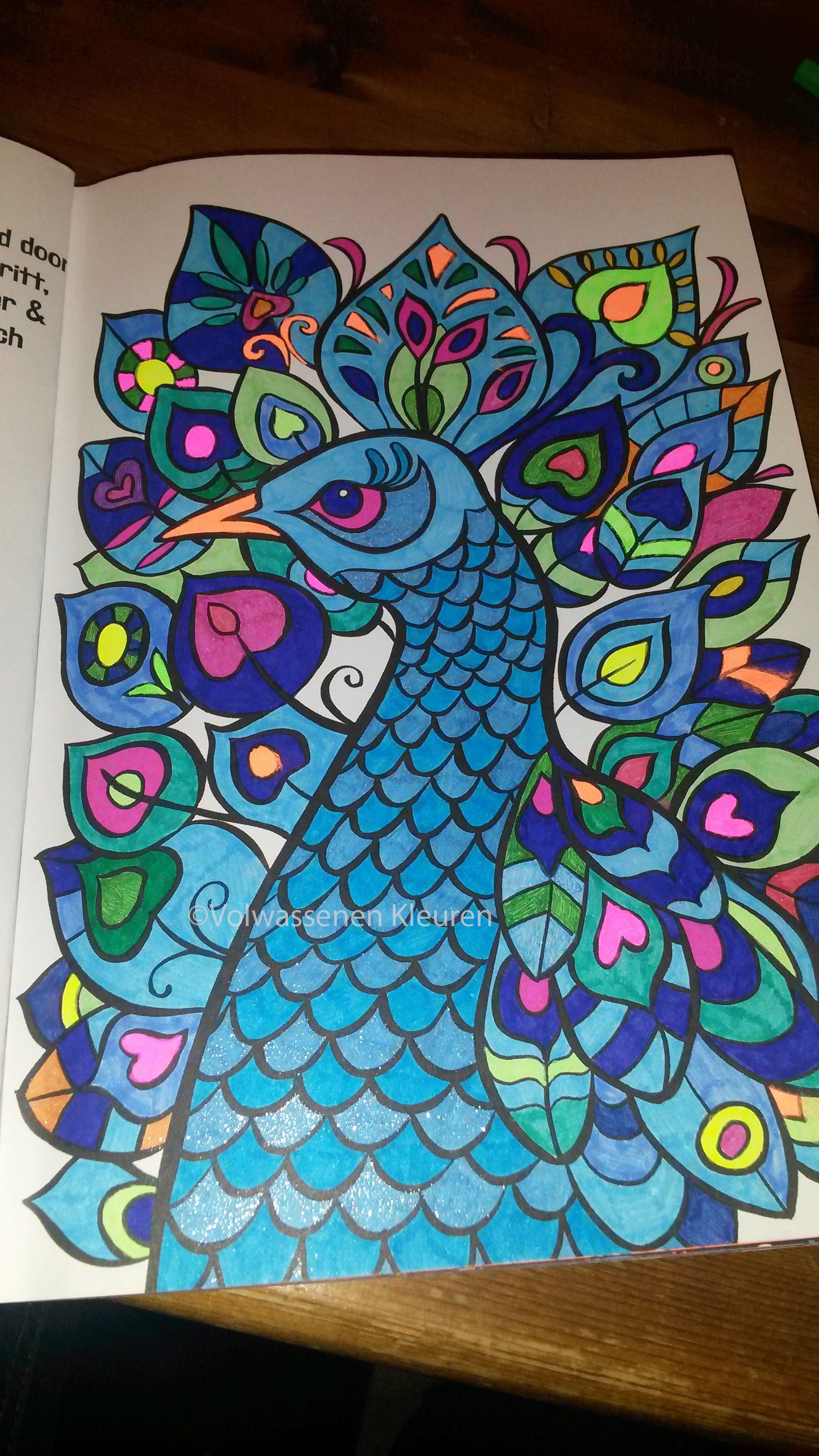 Renee Het Enige Echte Neon Kleurboek My Drawings Coloring Pages Artsy