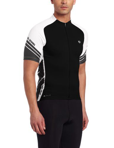Pearl Izumi Men's Elite Jersey, Black, Medium - http://ridingjerseys.com/pearl-izumi-mens-elite-jersey-black-medium/