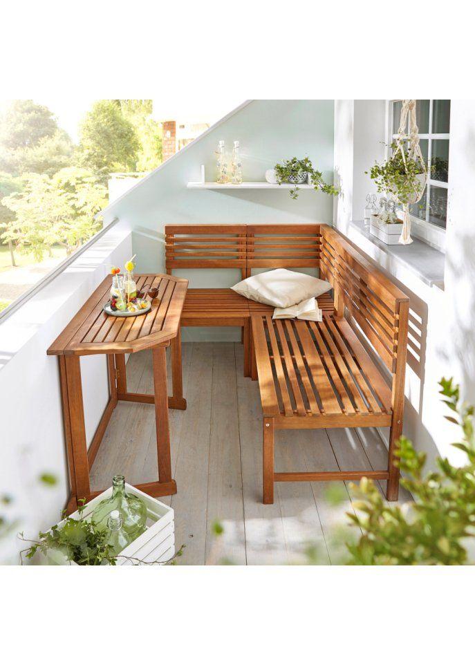 mobilier de balcon deco balcon