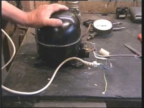 diy how to make a high pressure air setup from a refrigerator diy how to make a high pressure air setup from a refrigerator