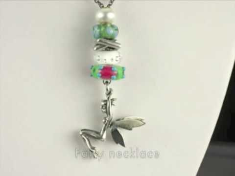 trollbeads fairy fantasy necklace design ideas