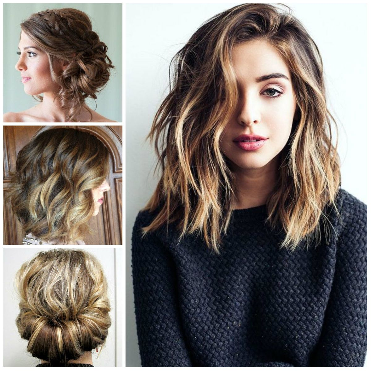 New Hairstyle Medium Length Curly Hairstyles Hairstyles New Haircuts And Hair 2017 Medium Curly Hair Styles Hair Styles Curled Hairstyles For Medium Hair
