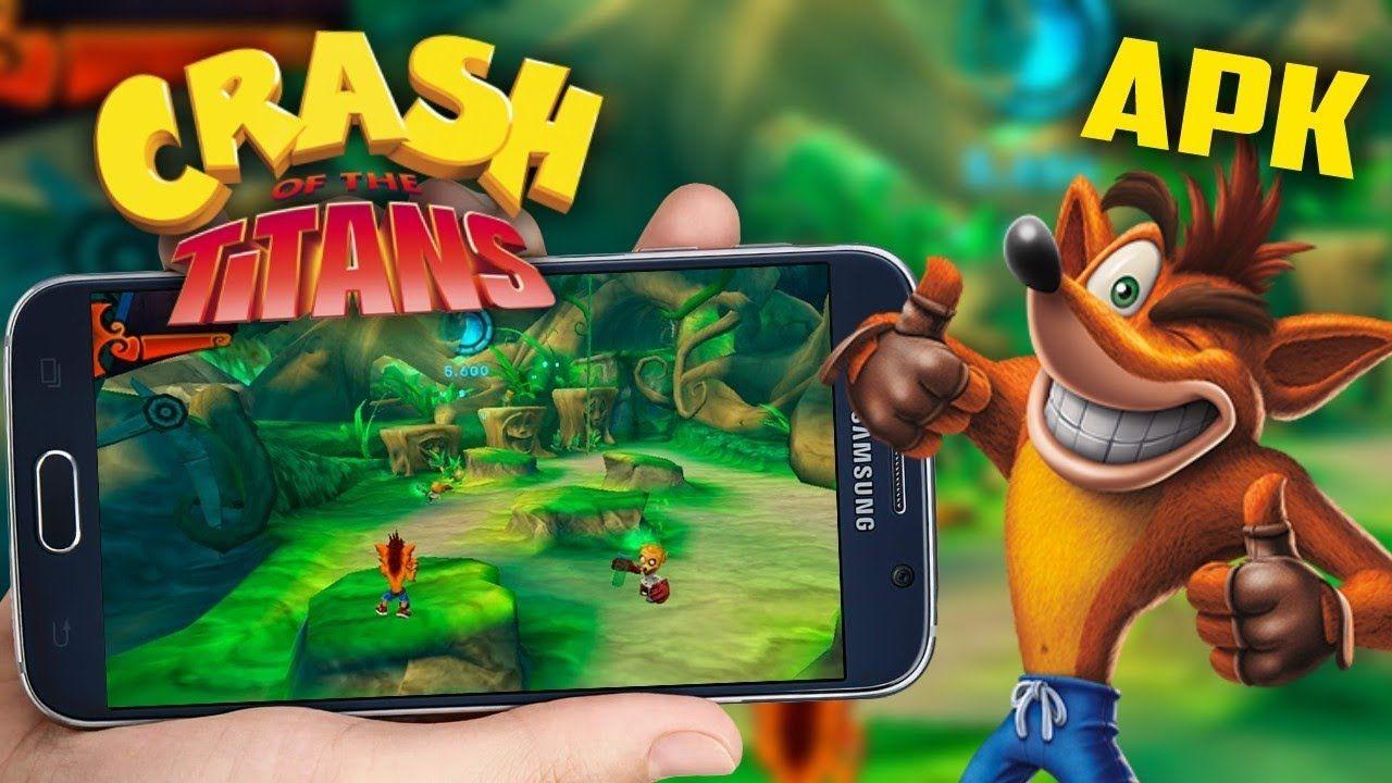 Apk De Crash Of The Titans Para Android Sin Emulador Crash