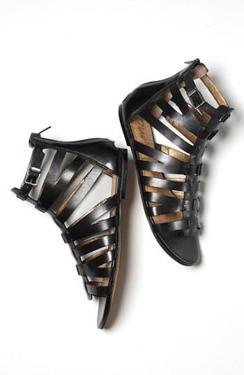 84524abda95 Yes! Short gladiator sandals for spring.