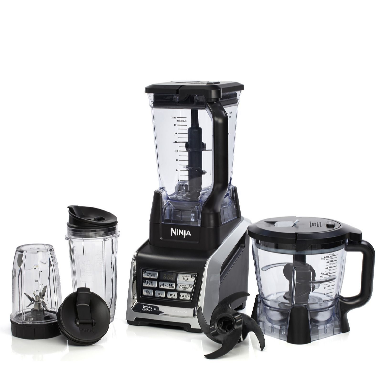 805333 - Ninja BL682 Kitchen System with Nutri Ninja and Additional ...