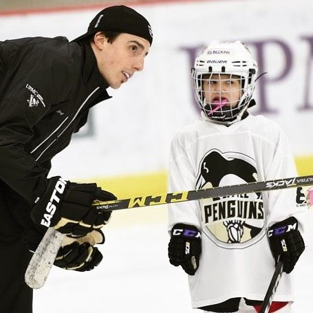 Did you hear the great news!? Marc-Andre Fleury signs 3 year