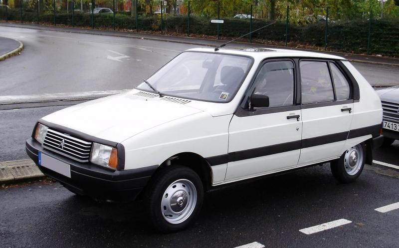 Citroen visa 17d pesquisa google citro n pinterest for Euro automobile