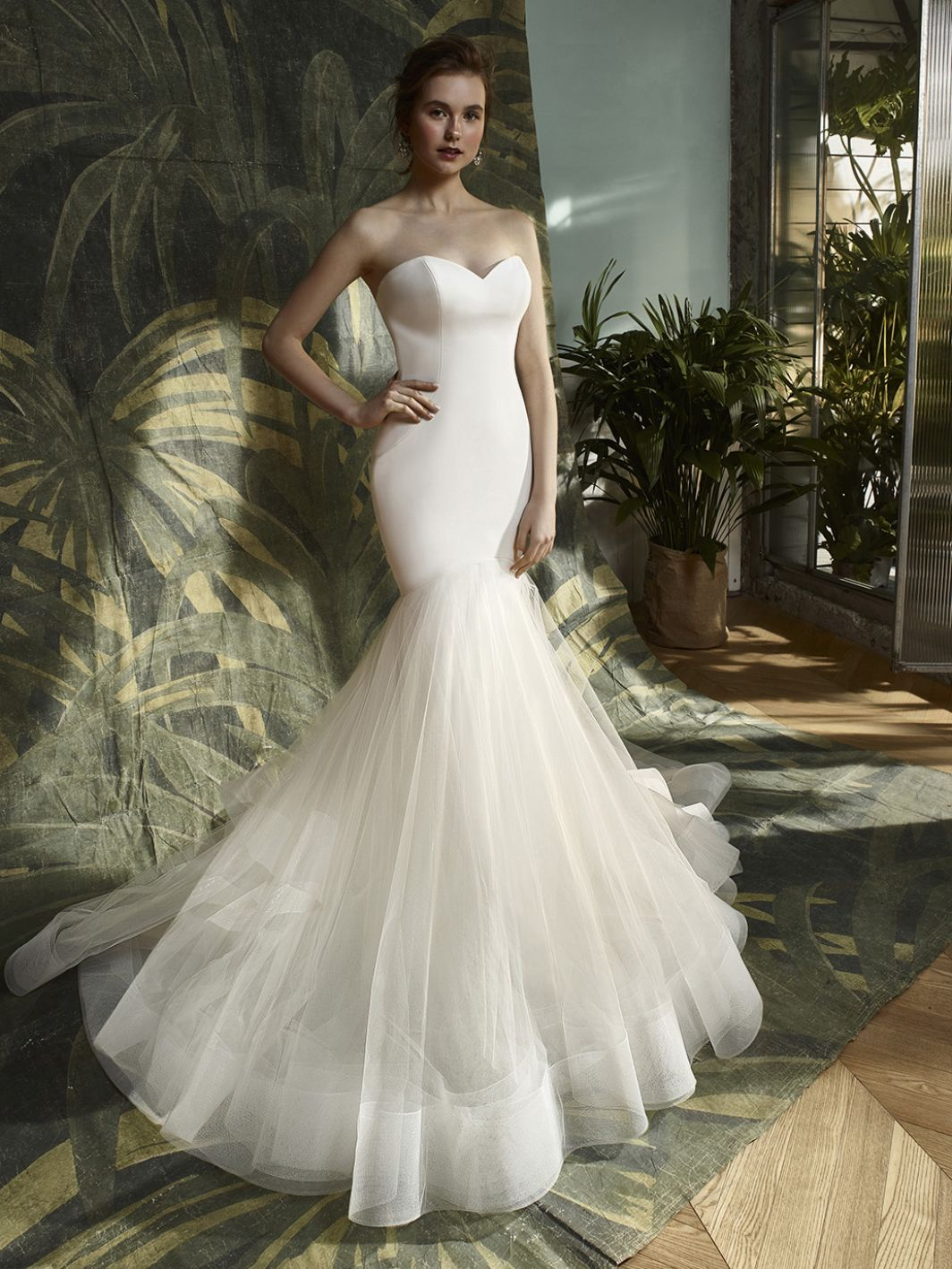 Blue By Enzoani Katalina Wedding Dresses Princess Wedding
