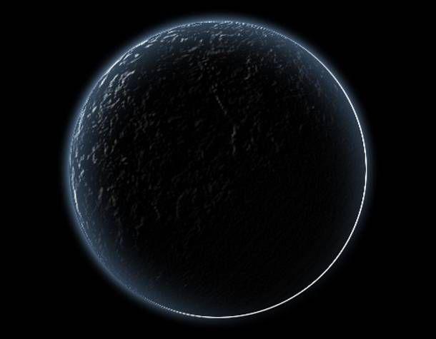 Darkest Planet Found CoalBlack It Reflects Almost No