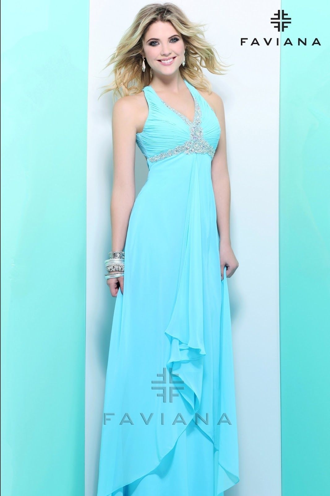 Bridesmaid dresses or prom do you know who she isand what show she